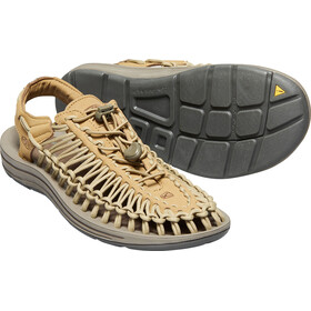 Keen M's Uneek Sandals Antique Bronze/Canteen